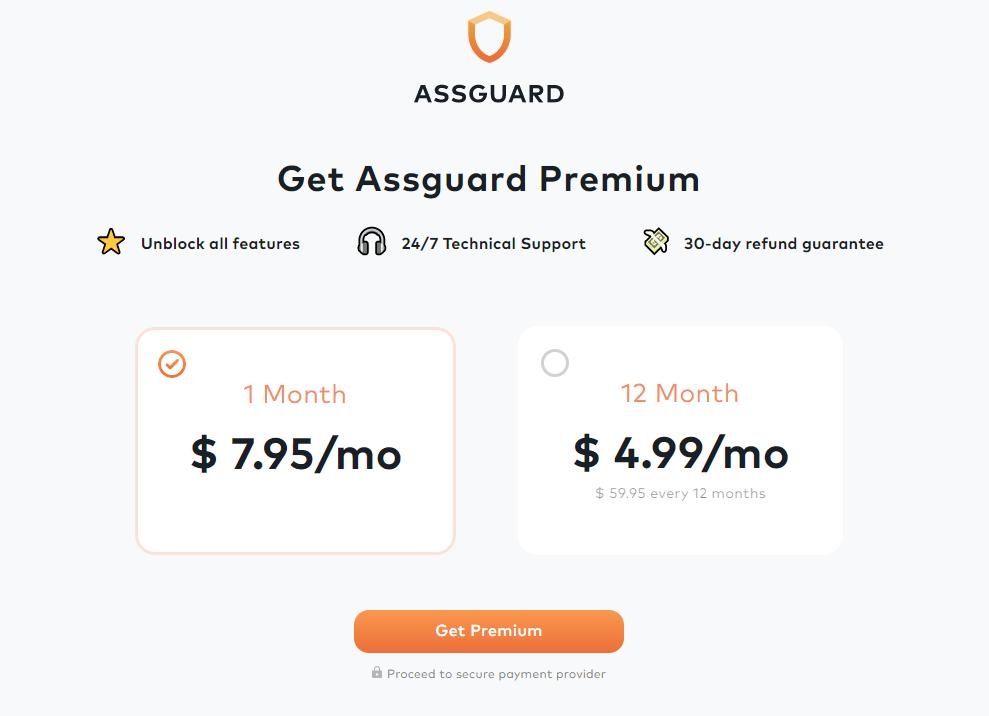 Assguard Premium